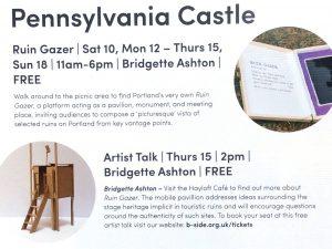 Ruin gazer artist's talk