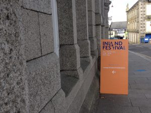 Inland Art Festival commission