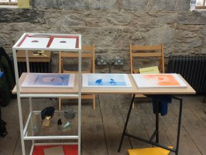 Counter Plymouth Art Book Fair 2018